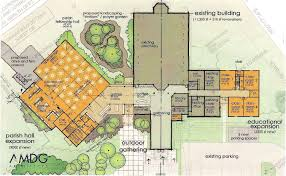 Catholic Church Floor Plans by Gun Lake Area Church Plans Major Expansion Mlive Com