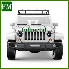 jeep wrangler front grill china led front grill turn signal light bumper l for jeep