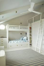 Built In Bunk Bed Built In Bunk Beds Design Ideas