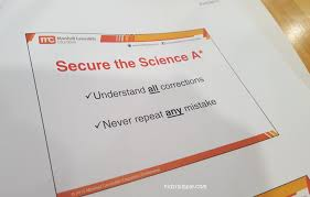 psle science workshop for parents how to achieve a seriously