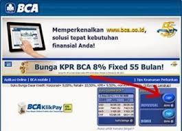 Klikbca Individual Web Tutorials Cara Mengaktifkan Banking Bca Klik Bca