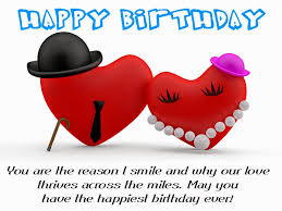 Happy Birthday Wishes In Songs Special Happy Birthday Wishes To Lover Best For Love Birds