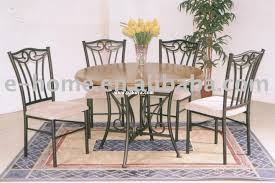 Metal Dining Room Chair by Metal Dining Room Sets Home Design Ideas And Pictures