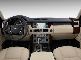 land rover lr4 inside view of land rover range rover hse photos video features and