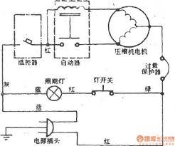 index 2 refrigerator electrical equipment circuit circuit
