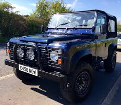 lifted land rover defender land rover defender 90 defender 90 soft top for sale from tatc