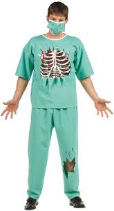Halloween Dentist Costume Scary Doctor Costumes Scary Halloween Costumes Brandsonsale