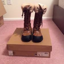 ugg s adirondack winter boots 42 ugg shoes ugg s adirondack boots from