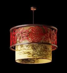 Chinese Chandeliers Chinese Style Pendant Lamp 2 3d Model Download Free 3d Models Download
