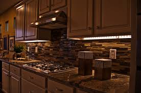 inspiring led lighting under cabinet kitchen pertaining to