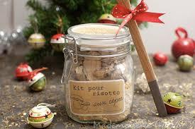 cadeau noel cuisine kit risotto aux cèpes à offrir recette de cuisine mademoiselle