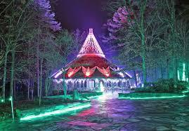 Garvan Gardens Christmas Lights The Weekend Ten