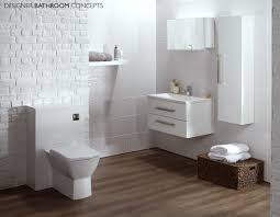Bathroom Vanity Units With Basin by Aquatrend White Designer Bathroom Vanity Unit Cv29242 000
