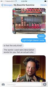 Bf Gf Memes - woman asks her boyfriend to buy her makeup and the results are