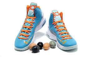 kd easter 5 cheap hot sale nike kd v 5 easter turquoise blue bright citrus