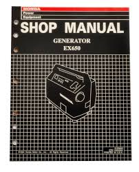 ex 1000 honda generator repair manual principles of fluorescence