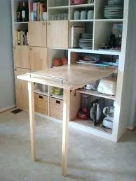 craft cabinet with fold out table folding craft cabinet cabinet with fold out table space saving