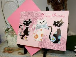 the collection of unique and pretty birthday cards your girlfriend