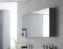 home interior design bathroom surprising large mirrored bathroom cabinet wall mirror for with