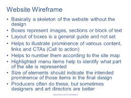 text layout programming guide web design and programming planning your website ppt download