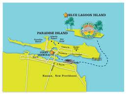 Nassau Map Park Map U0026 Location Dolphin Encounters