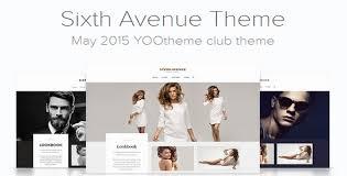 sixth avenue v1 0 u2013 yootheme for joomla 3 x free download free