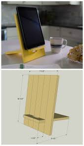 40 best tablet stand images on pinterest wood woodwork and