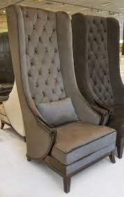 High Back Wing Chairs For Living Room Sophisticated High Back Chairs For Living Room Home Design Ideas
