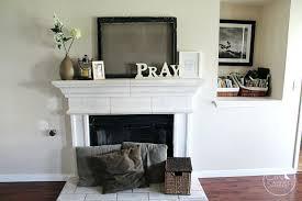 mirror over fireplace ideas u2013 vinofestdc com