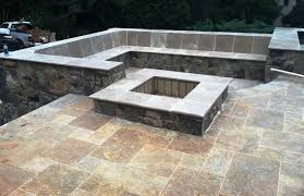 paver how to build a diy howtos how square paver fire pit to
