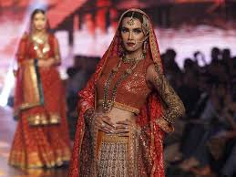 these pictures from bridal couture week 2016 in karachi are ah
