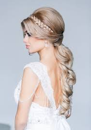 Frisuren Lange Haare Toupiert by Hochzeit Frisuren Am Oberkopf Toupiert Getragen Pony Haarreifen
