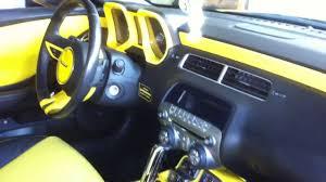 chevy vega interior transformer camaro interior by miami u0027s shamrock auto trim youtube