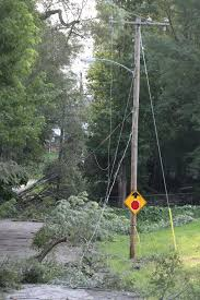 Oppd Outage Map Omahans Cleaning Up After Storm Knocks Down Trees Takes Out Power