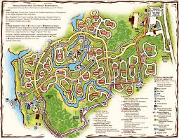 Caribbean Beach Resort Disney Map by Fort Wilderness Resort U0026 Campground Archives Dbm Your