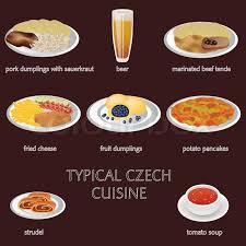 böhmische küche typische böhmische küche einige typische tschechische küche