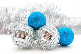 Blue Christmas Decorations Ebay by Blue Christmas Decor My Web Value