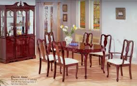 queen anne cherry dining room furniture dining room design
