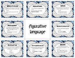 theme figurative language context clues lessons tes teach