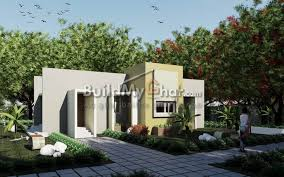 house design for 1000 square feet area bachelor pad 1 bhk house design plan