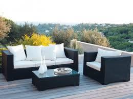 canapé balcon mobilier pour petit balcon great dcoration de terrasse et balcon en