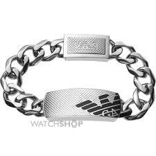 armani bracelet silver images Armani mens bracelets the best bracelet 2017 jpg