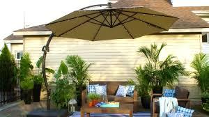 patio u0026 pergola canvas patio umbrella laudable offset canvas