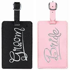 and groom luggage tags just married luggage tags amscan http www dp