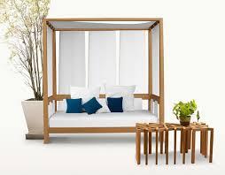 Designer Wooden Outdoor Furniture by Wooden Outdoor Furniture Designs By Deesawat Green Wall Stick