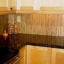 Kitchen With  Form Backsplash Places Id Like To Go Pinterest - Creative backsplash
