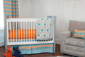 Purple And Teal Bedding Cribs Graceful Purple Yellow And Gray Crib Bedding Imposing