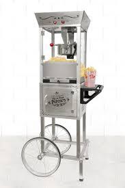 Old Fashioned Popcorn Machine Popcorn Carts Nostalgia Electrics