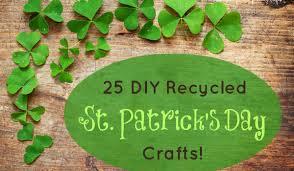 25 diy recycled st patrick u0027s day crafts u2022 crafting a green world