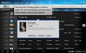 directv app for android phone directv app guide android cable app screenshots